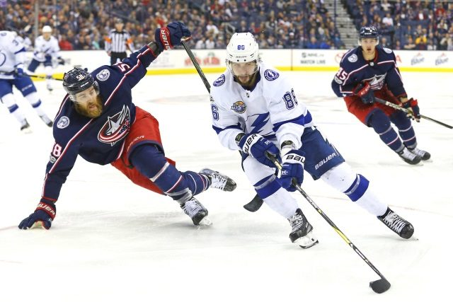 The Tampa Bay Lightning are going to have to sign Nikita Kucherov to big contract extension.