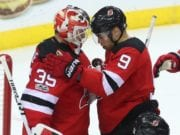 Taylor Hall and Cory Schneider had surgery