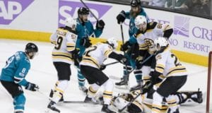 Looking at the keys to the offseason for San Jose Sharks and Boston Bruins