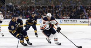 Could the Edmonton Oilers and Buffalo Sabres work out a trade involving Rasmus Ristolainen?