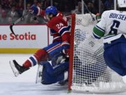 Vancouver Canucks and the Montreal Canadiens