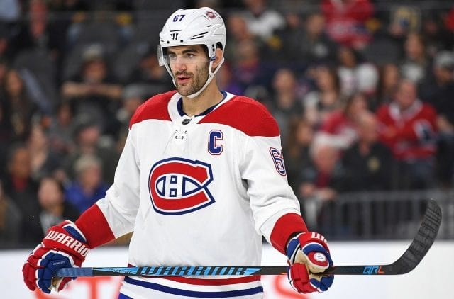 No truth to a Max Pacioretty boycott because the trade rumors