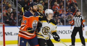 There could be a could be a deal to be made between the Edmonton Oilers and Boston Bruins for Torey Krug.