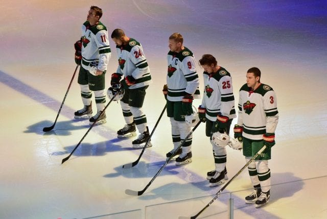 Taking a closer look at what the Minnesota Wild could be dealing with this offseason.