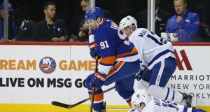 Can new Toronto Maple Leafs GM Kyle Dubas make a big splash with UFA John Tavares?