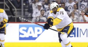 May not be a surprise if you hear Nashville Predators defenseman P.K. Subban's name in the rumor mill.