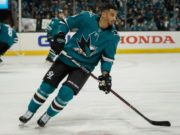 The San Jose Sharks officially sign Evander Kane to a seven year contract