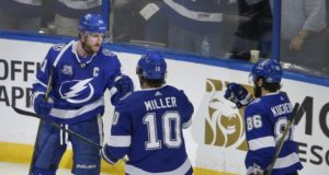 The Tampa Bay Lightning and Nikita Kucherov may not talk contract extension till next season. J.T. Miller could ask for a five- or six-year deal.