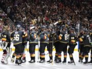 The Vegas Golden Knights earned their way to the 2018 Stanley Cup Final