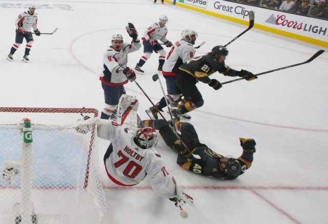 Vegas Golden Knights and the Washington Capitals - two different expansion routes taken by these two teams