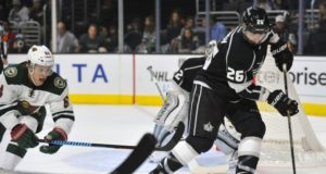 The Los Angeles Kings are exploring options with Slava Voynov.