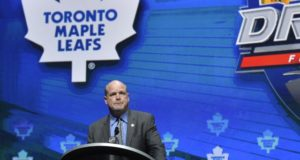 The Toronto Maple Leafs and Mark Hunter mutually agree to part ways