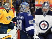 Taking a look at the three Vezina Finalists from a fantasy perspective - Pekka Rinne, Andrei Vasilevskiy, Connor Hellebuyck