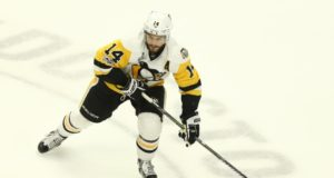 The Pittsburgh Penguins may have an interest in bringing back Chris Kunitz.