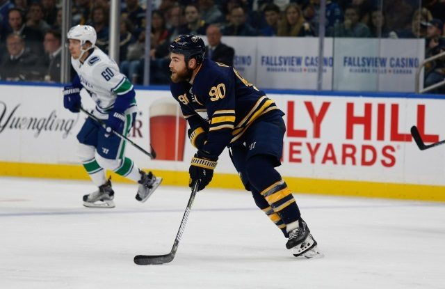 The Vancouver Canucks are interested in Buffalo Sabres Ryan O'Reilly and Carolina Hurricanes Noah Hanifin.