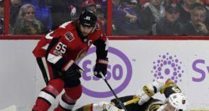Erik Karlsson trade talk picking up between the Ottawa Senators and Vegas Golden Knights