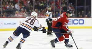 John Carlson next contract could be in the $8 million, which won't be easy for the Washington Capitals to fit in.