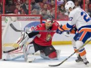 Craig Anderson is one goaltender the New York Islanders.
