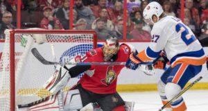 Craig Anderson is one goaltender the New York Islanders.