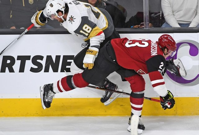 Arizona Coyotes have made an eight-year contract extension offer to Oliver Ekman-Larsson.