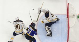 The St. Louis Blues could look at Buffalo Sabres center Ryan O'Reilly.