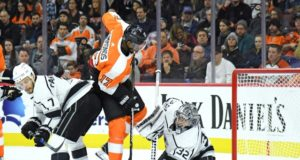 Will the Philadelphia Flyers trade Wayne Simmonds at the draft? The Los Angeles Kings are looking for some offense.
