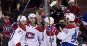 Montreal Canadiens free agent forward Phillip Danault