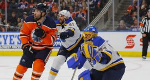 The St. Louis Blues and Edmonton Oilers are among the teams interested in Patrick Maroon.