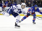 The Toronto Maple Leafs and New York Rangers are two teams that have some salary cap space to work with this offseason.