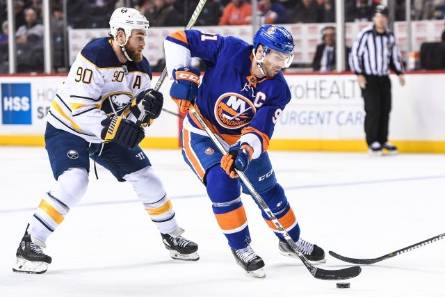 John Tavares and Ryan O'Reilly are two of the top 10 players that could be traded this offseason.