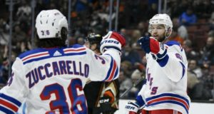 The New York Rangers could be considering moving Mats Zuccarello. The Boston Bruins are still talking to pending free agent Rick Nash.