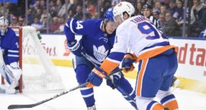 The New York Islanders and John Tavares are talking about a possible contract extension. On Toronto Maple Leafs Auston Matthews and Mitch Marner.