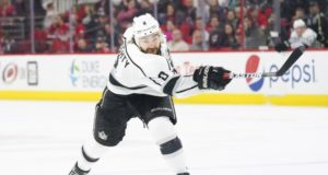 The Los Angeles Kings and Drew Doughty are closing in on an eight-year contract extension