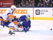 The Toronto Maple Leafs could be preparing a sales pitch for New York Islanders pending free agent John Tavares.