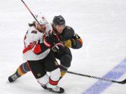 The Vegas Golden Knights are likely to talk to the Ottawa Senators about defenseman Erik Karlsson.