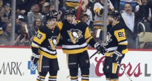 The Pittsburgh Penguins could consider moving any of Phil Kessel, Derick Brassard or Conor Sheary.