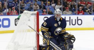 Robin Lehner's days with the Buffalo Sabres could be coming to an end