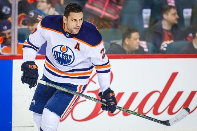 The Edmonton Oilers may have to give Milan Lucic another year as a trade may not be possible and a buyout better served next year.