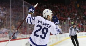 Toronto Maple Leafs restricted free agent William Nylander