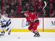 Dreger reports the Carolina Hurricanes getting closer to a Jeff Skinner trade. Three teams still involved.