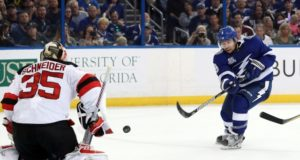 The Tampa Bay Lightning could look at moving Tyler Johnson before his no-trade clause kicks in.