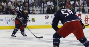 Sounds like defenseman Ian Cole may be the only pending UFA the Columbus Blue Jackets are interested in re-signing.