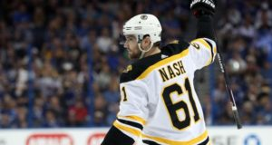 Boston Bruins GM Don Sweeney will talk to pending free agent Rick Nash's camp again.