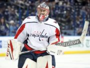 The New York Islanders and Carolina Hurricanes have some interest in Philipp Grubauer