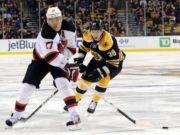 The Boston Bruins showing serious interest in Ilya Kovalchuk.