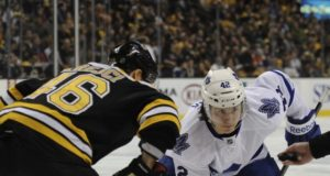 Tyler Bozak getting interest including from the Toronto Maple Leafs. The Boston Bruins have asked about David Krejci and David Backes no-movement clauses and asked for no-trade lists.