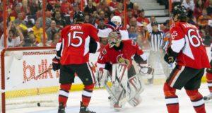 The Ottawa Senators are listening to offers on Erik Karlsson and Zack Smith.