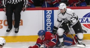 There appears to be a mutual interest between the Montreal Canadiens and Los Angeles Kings.