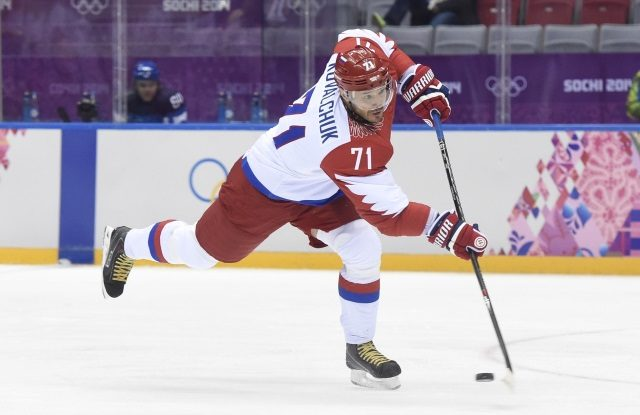 Looking at some potential landing spots for NHL free agent Ilya Kovalchuk.