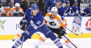 The Philadelphia Flyers will be signing James van Riemsdyk to a five year contract